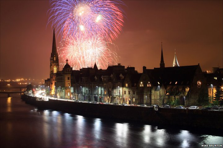 Remember remember the 5th of November – Perth Bonfire Night