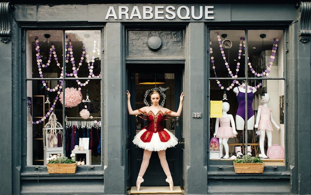 Why not waltz into Arabesque for all your dancewear needs?