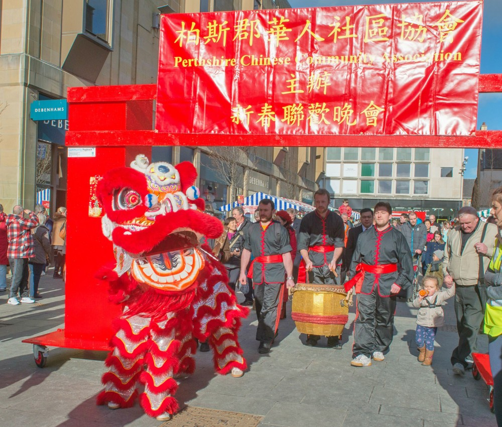 Chinese New Year picture (1)