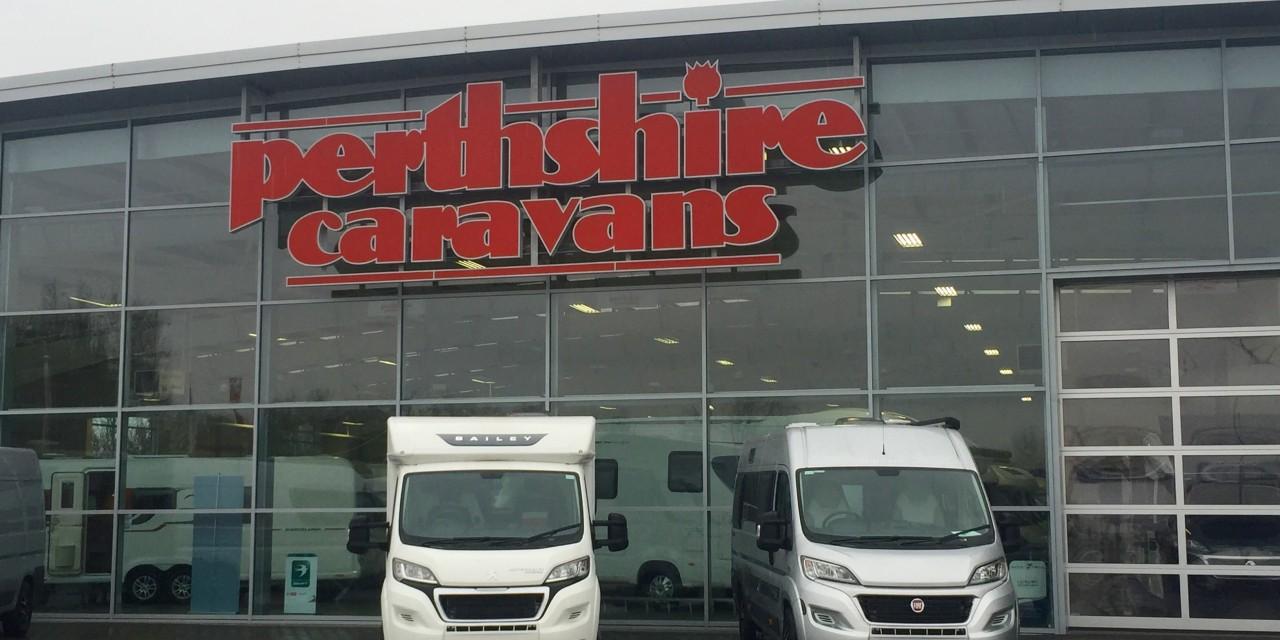 Spotlight Business of the Week: Perthshire Caravans