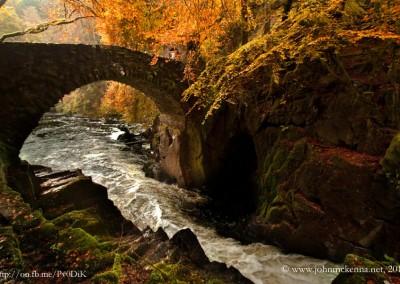 The Rumbling Bridge