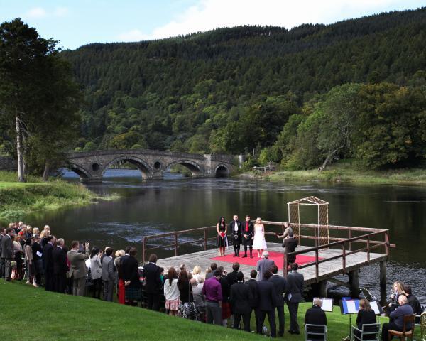 Kenmore wedding