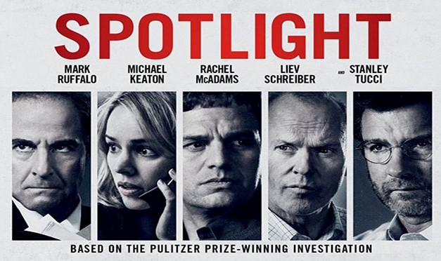 In Review: Spotlight