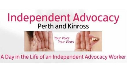 Independent Advocacy Perth & Kinross – Video Credit: Morrocco Media