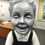 Talented Perth Artist Shows Us Oor Wullie at 80!