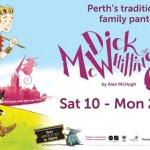 Dick McWhittington at Perth Concert Hall