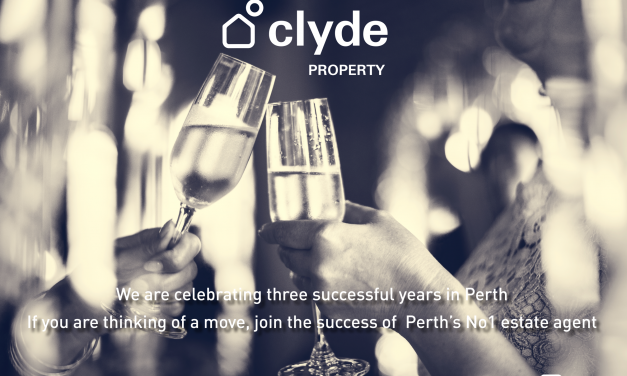 Happy Birthday Clyde Property