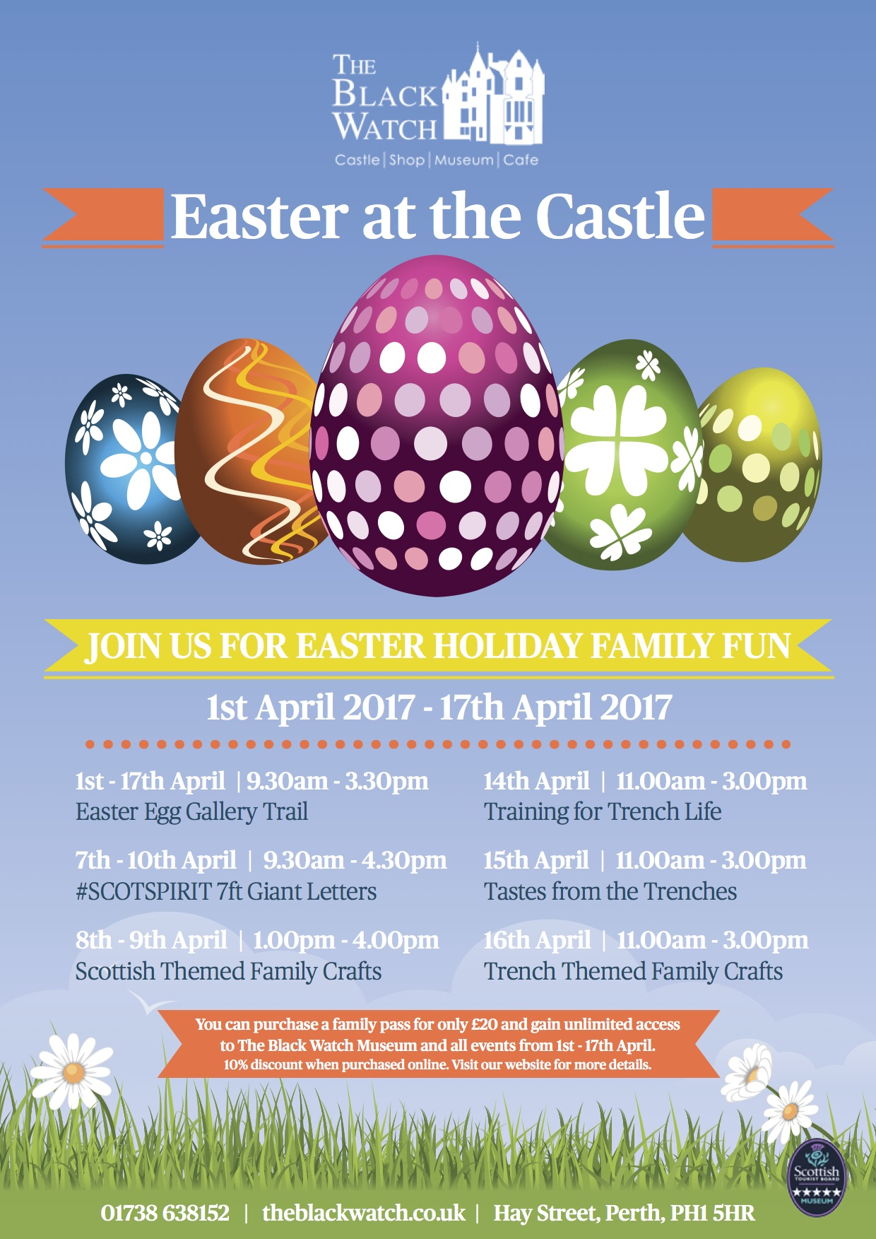 Easter at the Castle A4