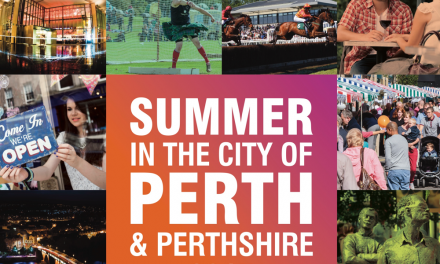 Summer in the City of Perth & Perthshire Guide